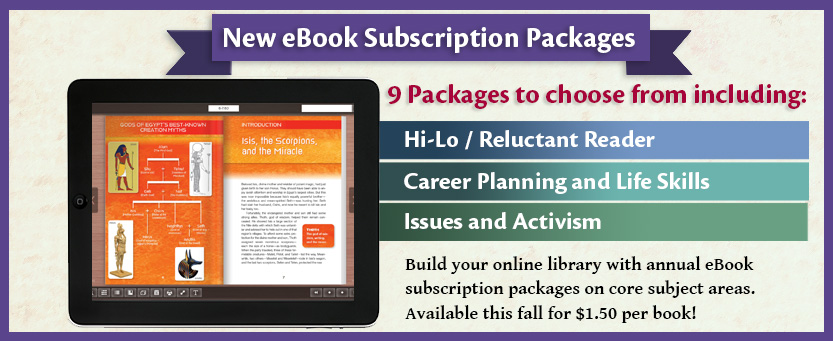 New eBook Subscription Packages