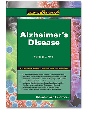 Compact Research: Diseases & Disorders:Alzheimer's Disease