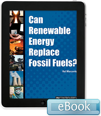 In Controversy: Can Renewable Energy Replace Fossil Fuels?
