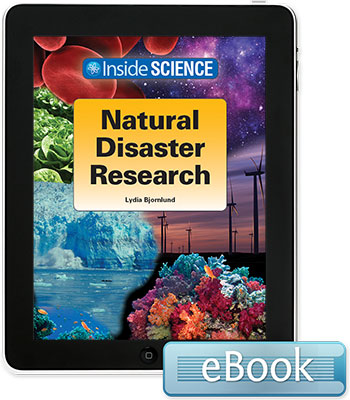 Inside Science: Natural Disaster Research
