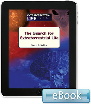 The Search for Extraterrestrial Life - eBook