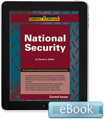 Compact Research: Current Issues: National Security