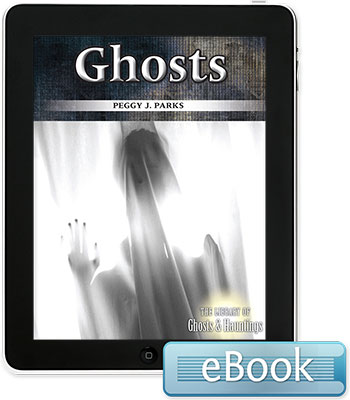 The Library of Ghosts and Hauntings: Ghosts