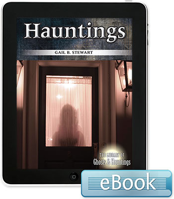 The Library of Ghosts and Hauntings: Hauntings