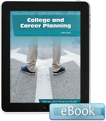College and Career Planning - eBook