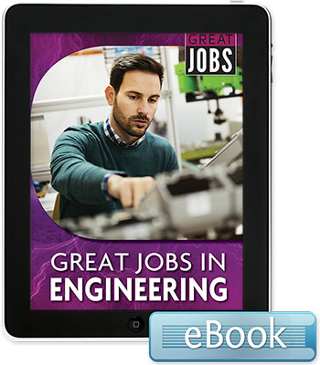 Great Jobs in Engineering - eBook