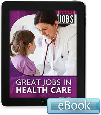 Great Jobs in Health Care - eBook
