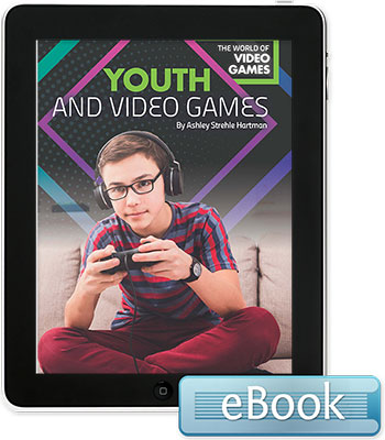 Youth and Video Games - eBook