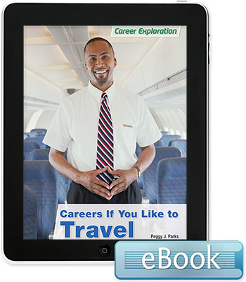 Careers If You Like to Travel - eBook
