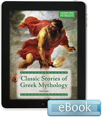 Classic Stories of Greek Mythology - eBook