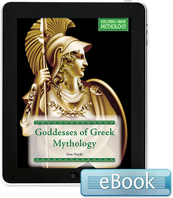 Goddesses of Greek Mythology - eBook