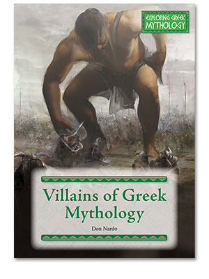 Villains of Greek Mythology