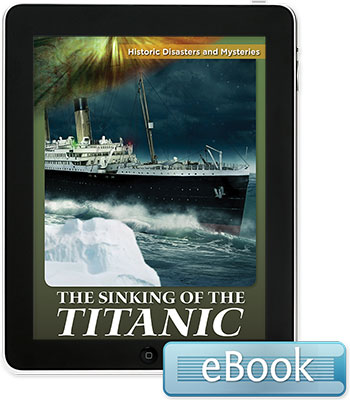 The Sinking of theTitanic - eBook