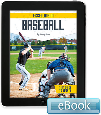 Excelling in Baseball - eBook