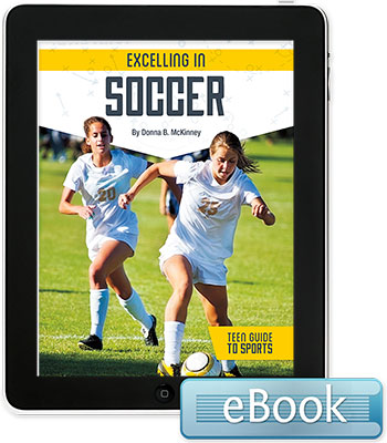 Excelling in Soccer - eBook