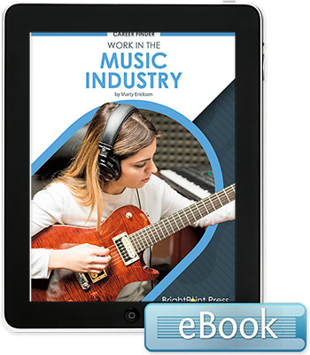 Work in the Music Industry - eBook