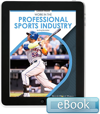 Work in the Professional Sports Industry - eBook