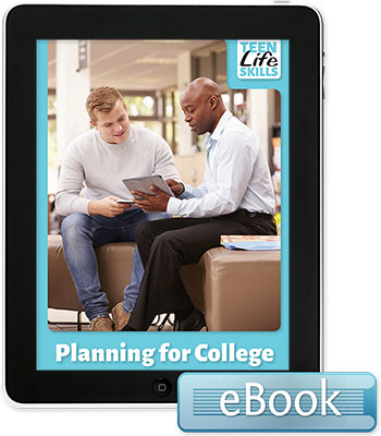 Planning for College - eBook