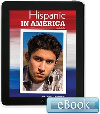 Hispanic in America - eBook