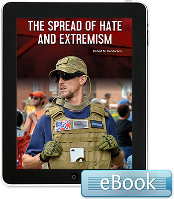 The Spread of Hate and Extremism - eBook