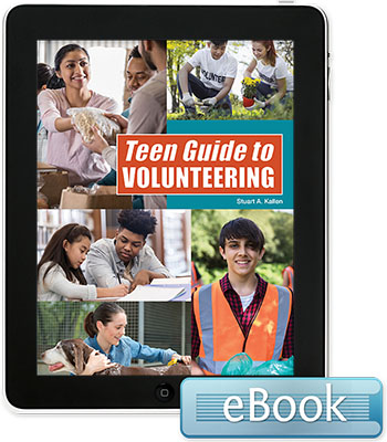 Teen Guide to Volunteering - eBook