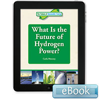 The Future of Renewable Energy: What is the future of Hydrogen Power?