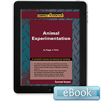Compact Research: Current Issues: Animal Experimentation