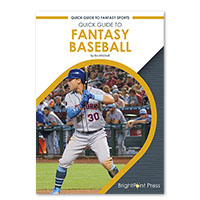 Quick Guide to Fantasy Baseball