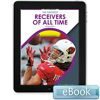 The Greatest Receivers of All Time - eBook
