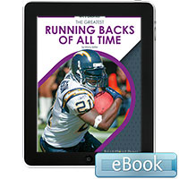 The Greatest Running Backs of All Time - eBook