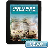 Building a Budget and Savings Plan - eBook