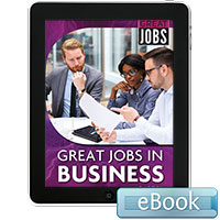 Great Jobs in Business - eBook