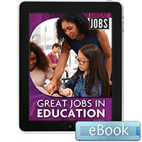 Great Jobs in Education - eBook