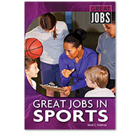 Great Jobs in Sports