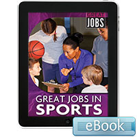 Great Jobs in Sports - eBook