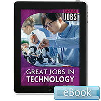 Great Jobs in Technology - eBook
