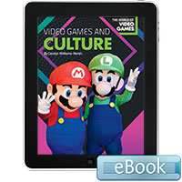 Video Games and Culture - eBook