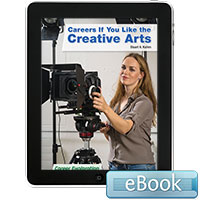 Careers If You Like the Creative Arts - eBook