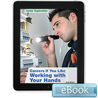 Careers If You Like Working with Your Hands - eBook