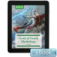 Gods of Greek Mythology - eBook