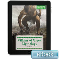 Villains of Greek Mythology - eBook