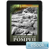 The Buried City of Pompeii - eBook