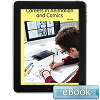 Careers in Animationand Comics - eBook