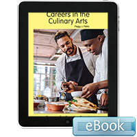 Careers in the Culinary Arts - eBook
