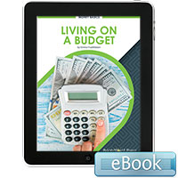 Living on a Budget - eBook