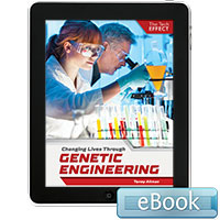 Changing Lives Through Genetic Engineering - eBook