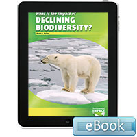 What Is the Impact of Declining Biodiversity? - eBook