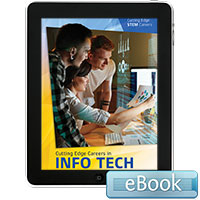 Cutting Edge Careers in Info Tech - eBook