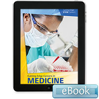 Cutting Edge Careers in Medicine - eBook