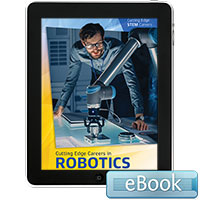 Cutting Edge Careers in Robotics - eBook